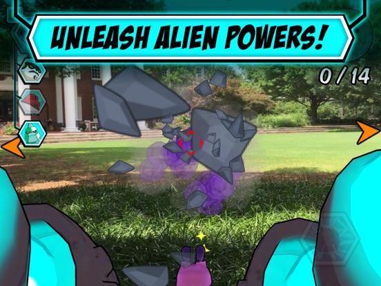 Alien Experience tablet App screenshot 5