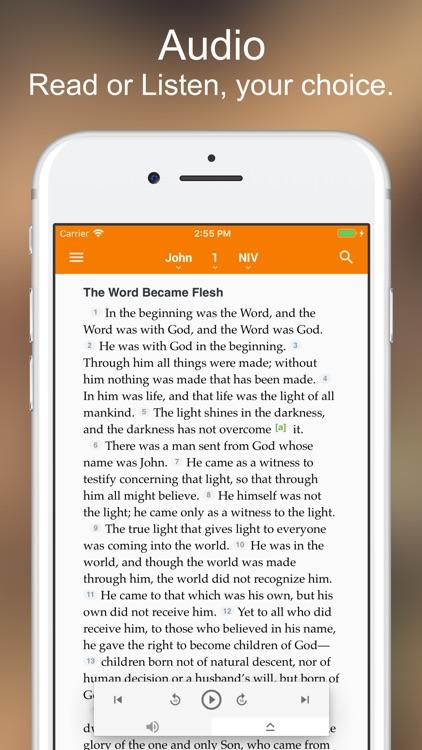 NASB Bible+ screenshot-3
