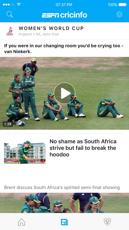 ESPNcricinfo Cricket screenshot-4