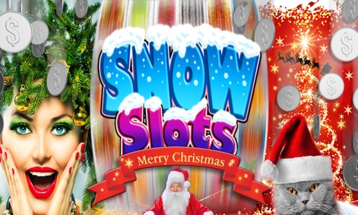 Snow Slots Merry Christmas TV icon