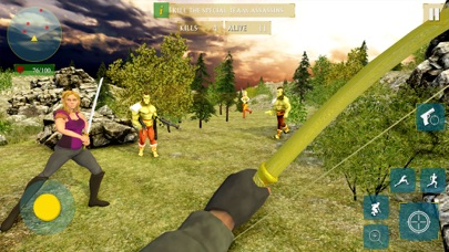 Paladin - Open World Mayhem screenshot three