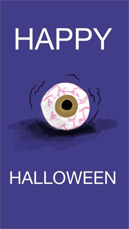Halloweenees - Halloween Pack screenshot-3