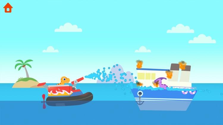 Dinosaur Patrol Boat screenshot-7