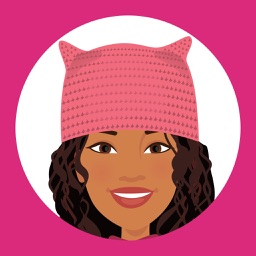 Telle-Eva: Women's March Stickers