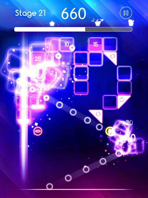 Neon Melody Pop screenshot 8