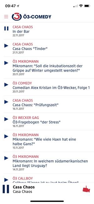 Hitradio ö3 Im App Store