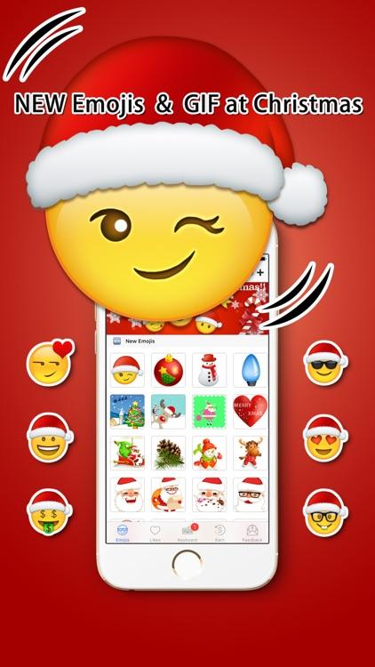 Emoji Added - Christmas Emoji