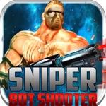 Sniper Bot Gun Shooting