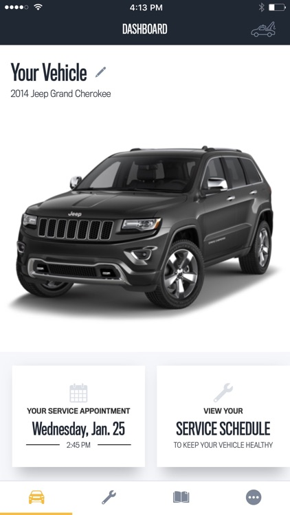 Jeep Vehicle Info