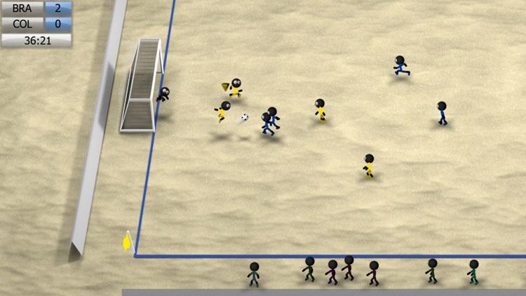 Stickman Soccer 2014 screenshot-4