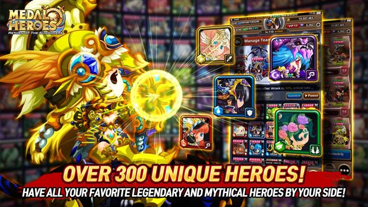 Medal Heroes : Arena Battle screenshot-5