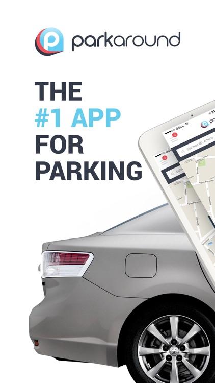 ParkAround - Parking in 1΄