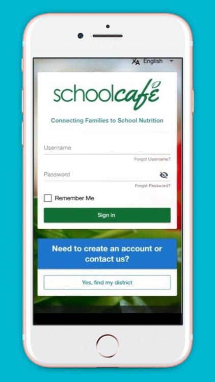 SchoolCafé