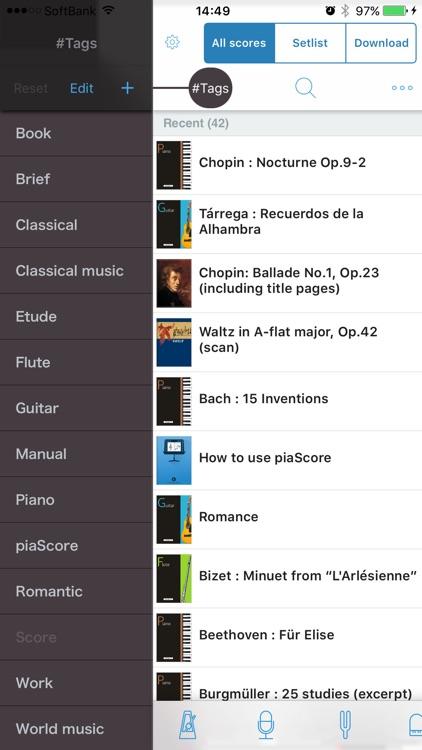 Piascore - Smart Music Score screenshot-3