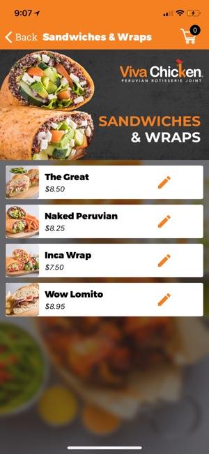 Viva chicken app on the app store viva chicken app on the app store forumfinder Gallery