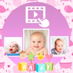 Baby videos maker with music