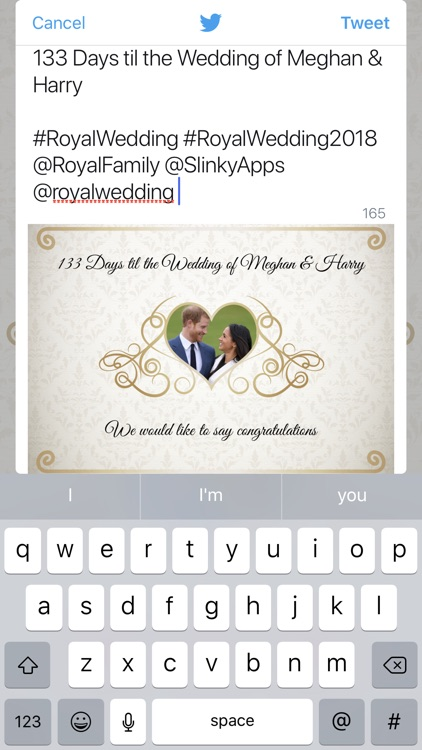 The Royal Wedding Countdown screenshot-3