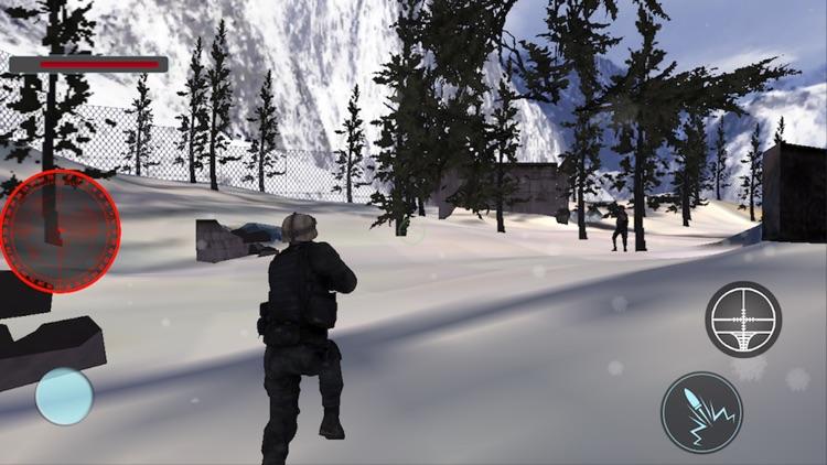 Winter Commando Action 3D