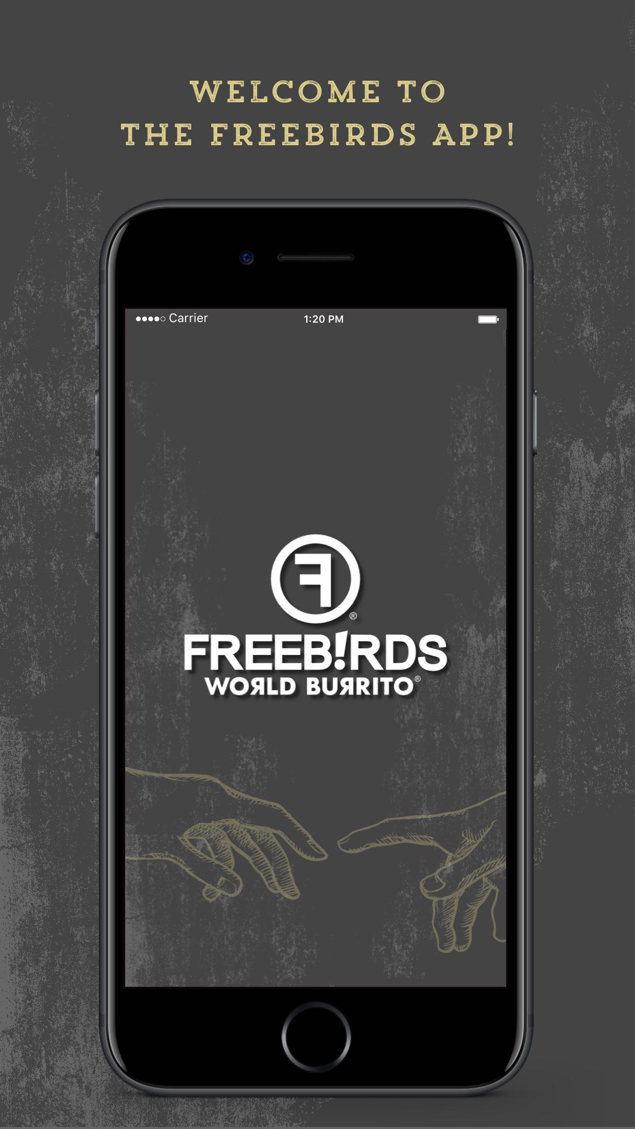 Freebirds Restaurant Screenshot