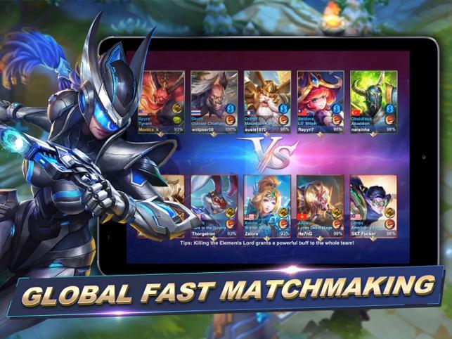 Matchmaking aplikace pro Android
