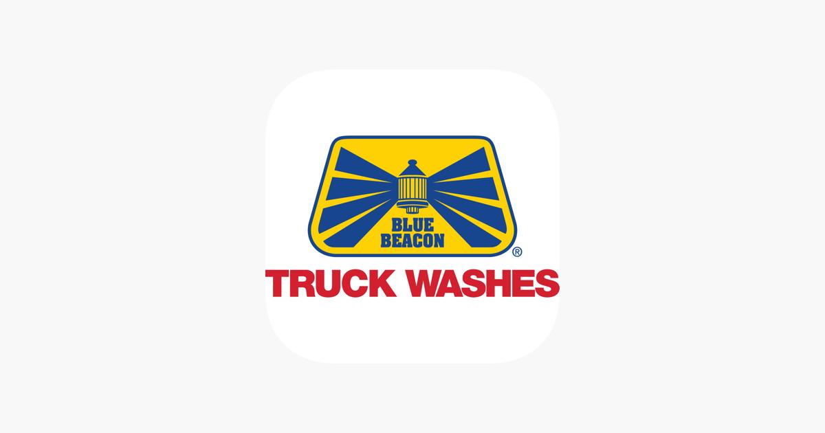 Blue Beacon Truck Wash Locator On The