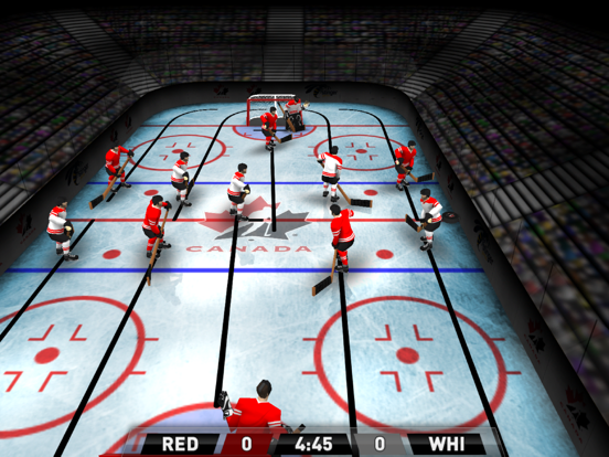 Team Canada Table Hockey screenshot