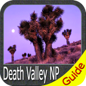 Death Valley National Park app review