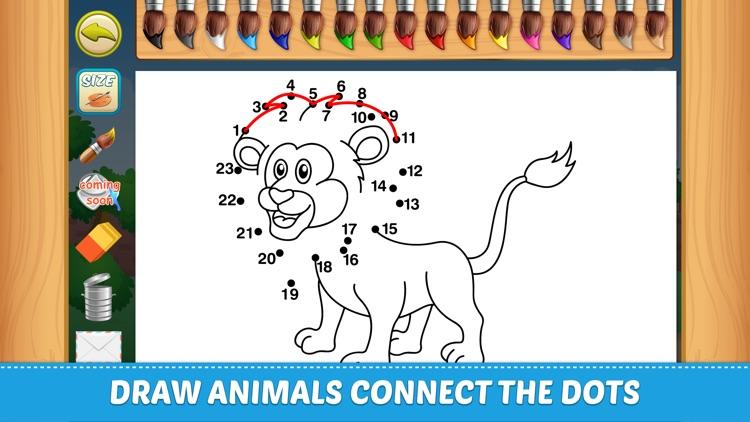 Zoo Animals Learning Game screenshot-3