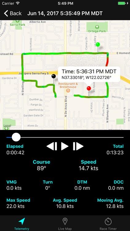YoNav! GPS Navigation screenshot-4