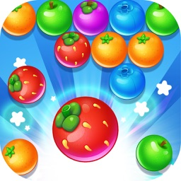 Farm bubble shooter: Pop Fruit