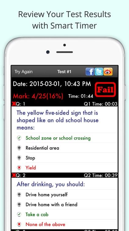 New York DMV Permit Test screenshot-3