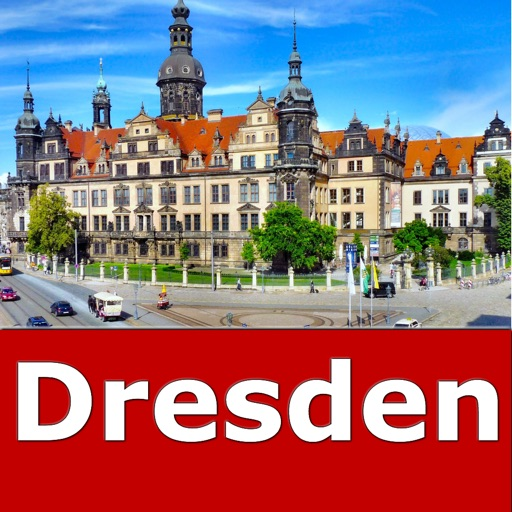 Dresden Germany Travel Map By Shine George