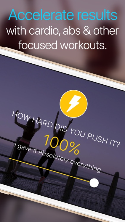 Wonder 7 Minute Workout App