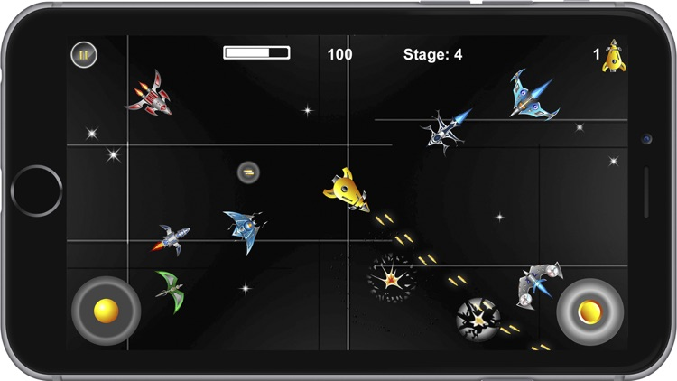 Space Shooter 360° screenshot-3