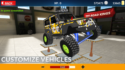 Off-Road Kings free Gold hack