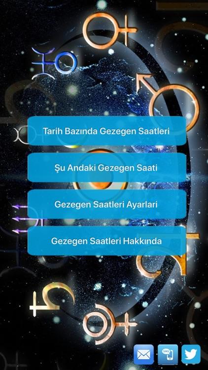 Gezegen Saatleri