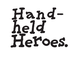 "The ""Handheld Heroes"" are 12 handheld devices that I consider to be icons of their time, some of them I have owned myself but some are just devices that I think that are symbolic of a particular point of technological change in the last 30 – 40 years*"