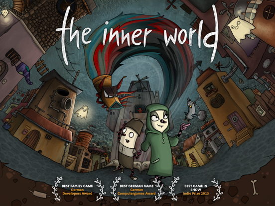 The Inner World на iPad