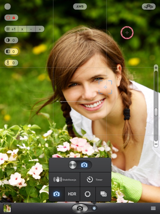 Top Camera for iPad