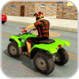 Skill Racing ATV Quad Bike Str