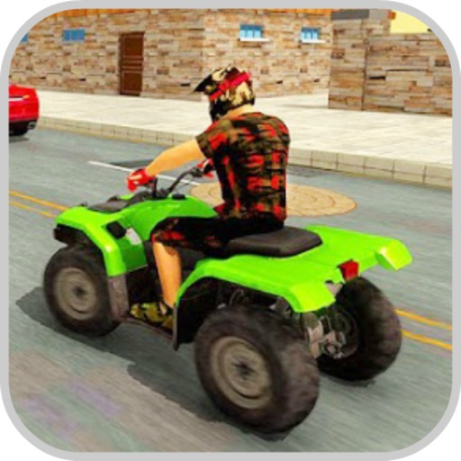 Skill Racing ATV Quad Bike Str