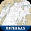 Michigan Raster Maps