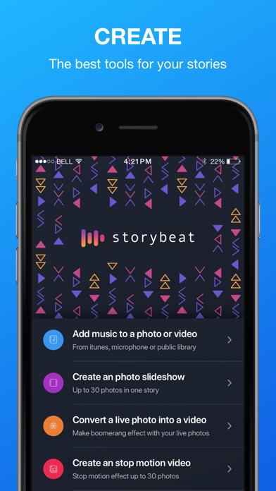 Top 10 Apps like Pic Music - Slide show maker in 2019 for