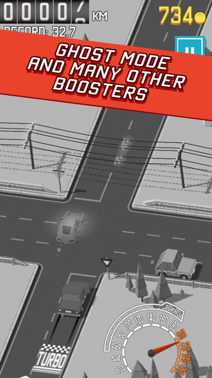 Yield: Impossible Traffic Rush screenshot-3