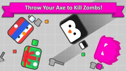 Zlax.io Zombs Luv Ax screenshot 1