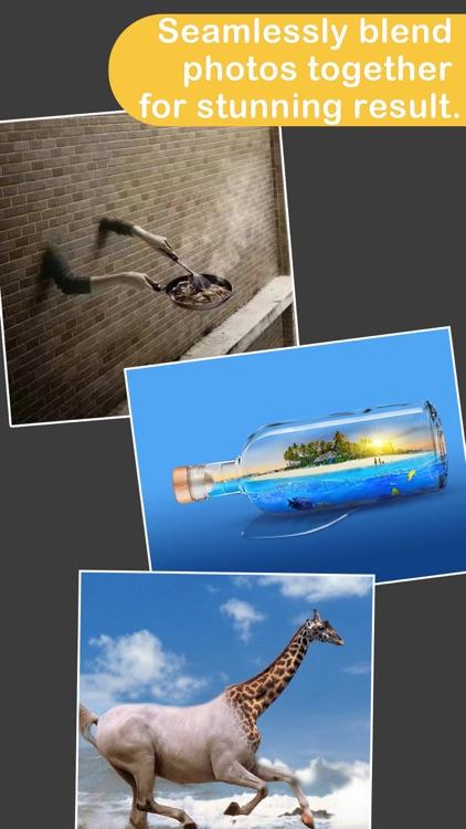 KnockOut HD Pro-Photo Editor screenshot-4