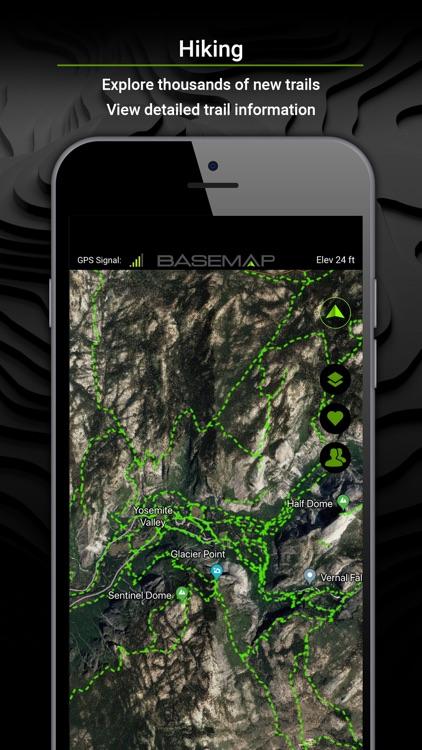 BaseMap: GPS for the Outdoors screenshot-4
