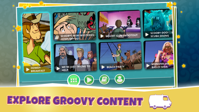 Scooby-Doo Mystery Cases Screenshot 4