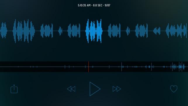 Sleep Talk Recorder Screenshot