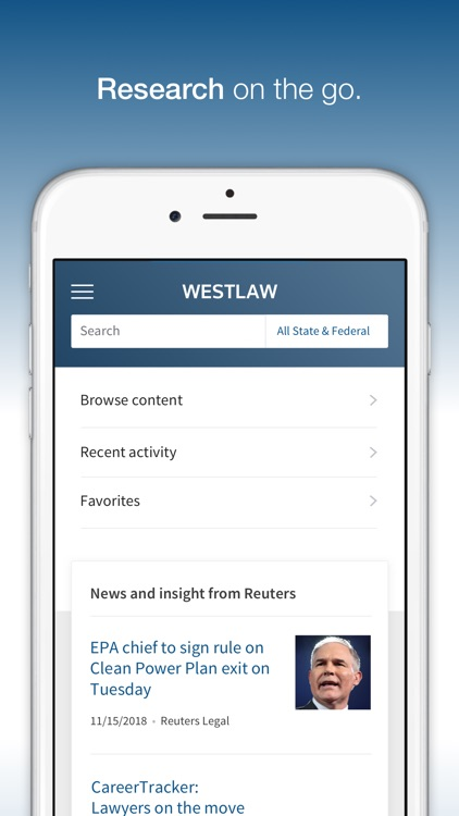 Westlaw screenshot-0
